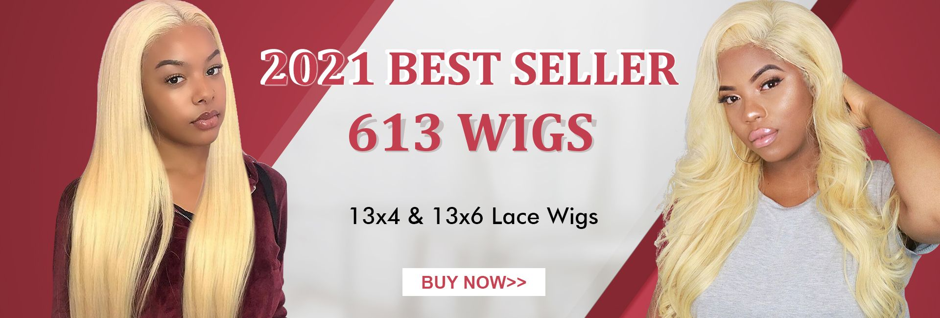 613 Lace Frontal Wigs Sale