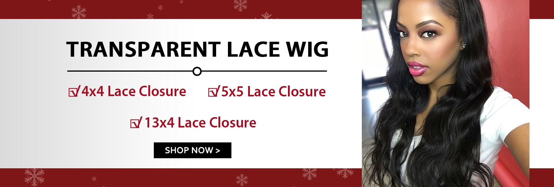 Lace Closure Wig Up to 46% Off