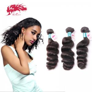 3pcs peruvian loose wave virgin human hair affordable peruvian hair bundles