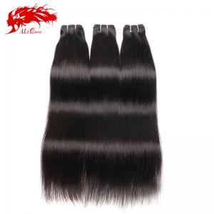 flawless natural black 3pcs straight high quality hair extensions wholesale and retail