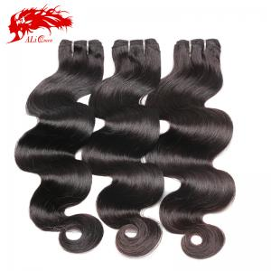 unprocessed 3pcs body wave high quality hair mink hair