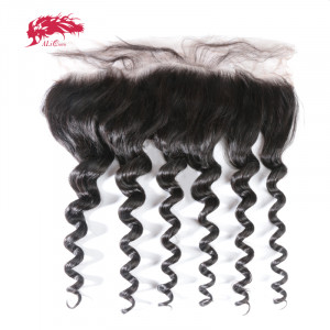 new fashion 13*4 lace frontal closures natural wave natural color