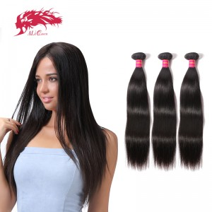 flawless 3pcs brazilian straight hair extensions wholesale and retail