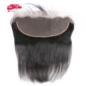 hair product fashionable 13*6 straight lace closure
