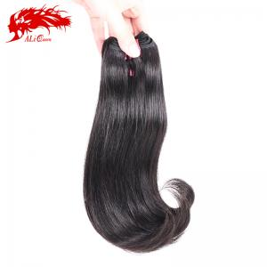 hair products virgin hair short curly natural black human hair