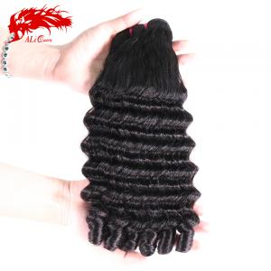 hair products deep wave with funmi ends natural black funmi curly human hair