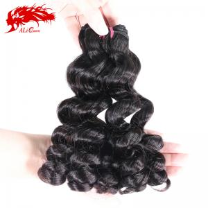hair products 100% human hair loose wave funmi hair natural black virgin hair