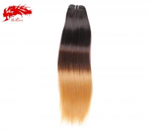 1b 4 27 color straight ombre hair weave 100% human hair good price