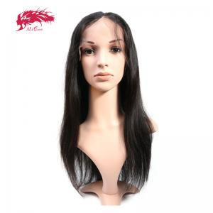full lace wig hot sale straight wigs 180 density remy hair customized order