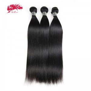 hair products straight peruvian hair weave natural color 3 bundle deals 100 percent remy hair